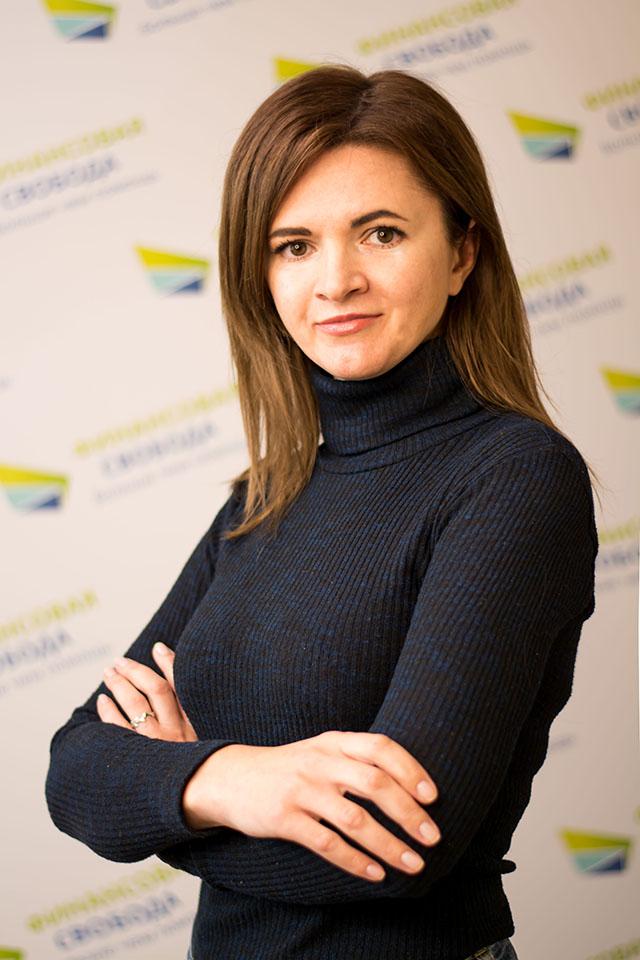 Куприкова Наталья