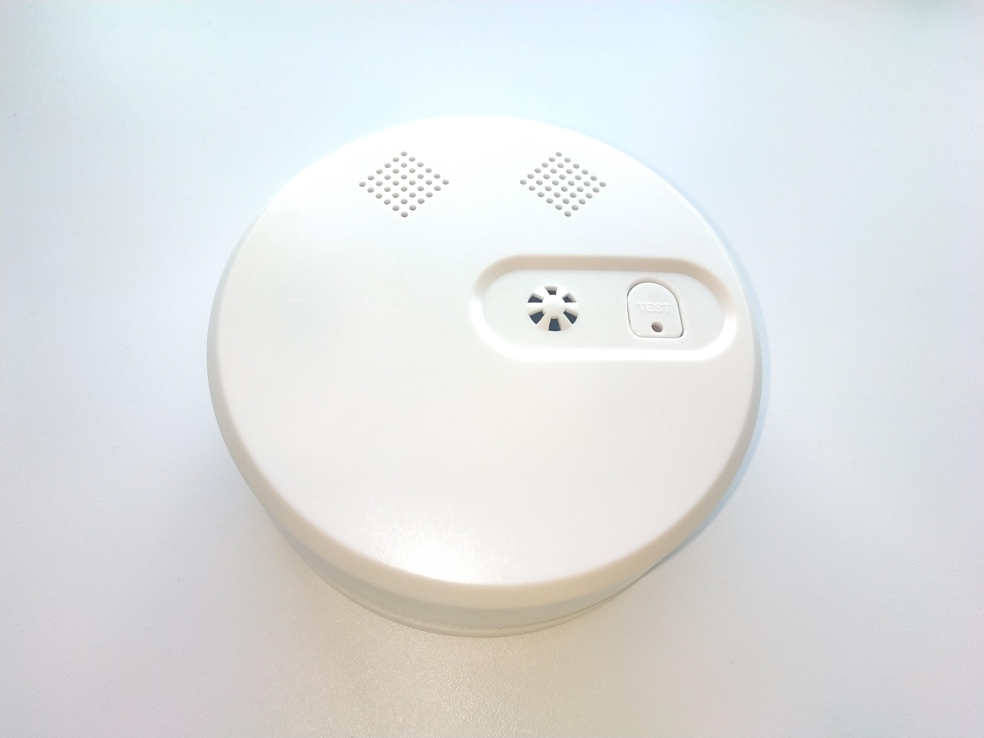 Беспроводной датчик угарного газа