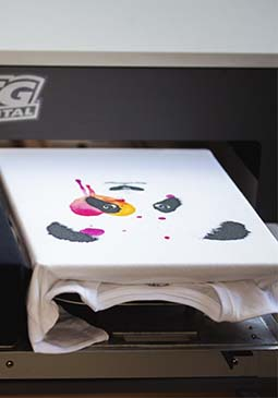 заказать печать +на футболке