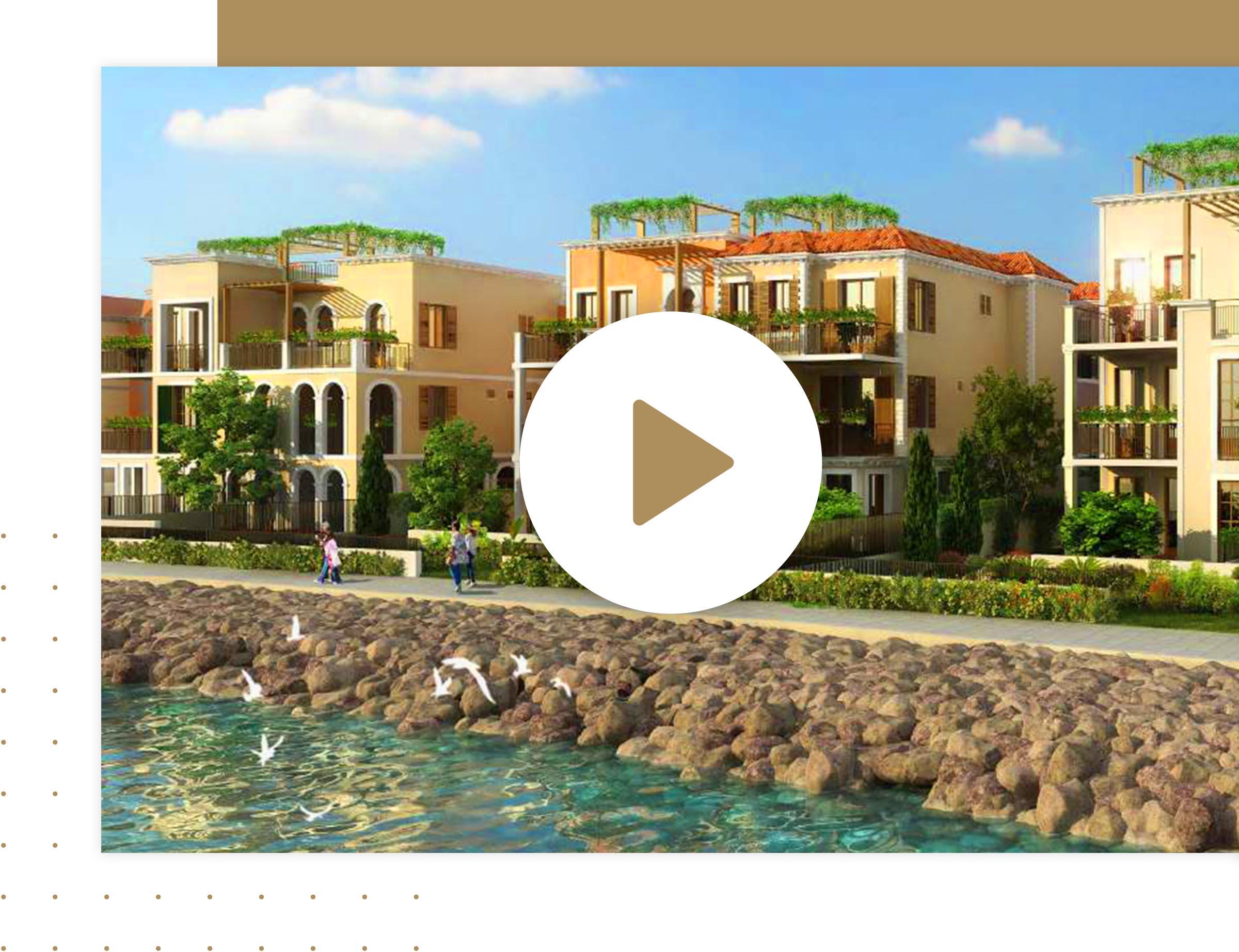 Sur La Mer Townhouses in Port De La Mer, Dubai by Meraas
