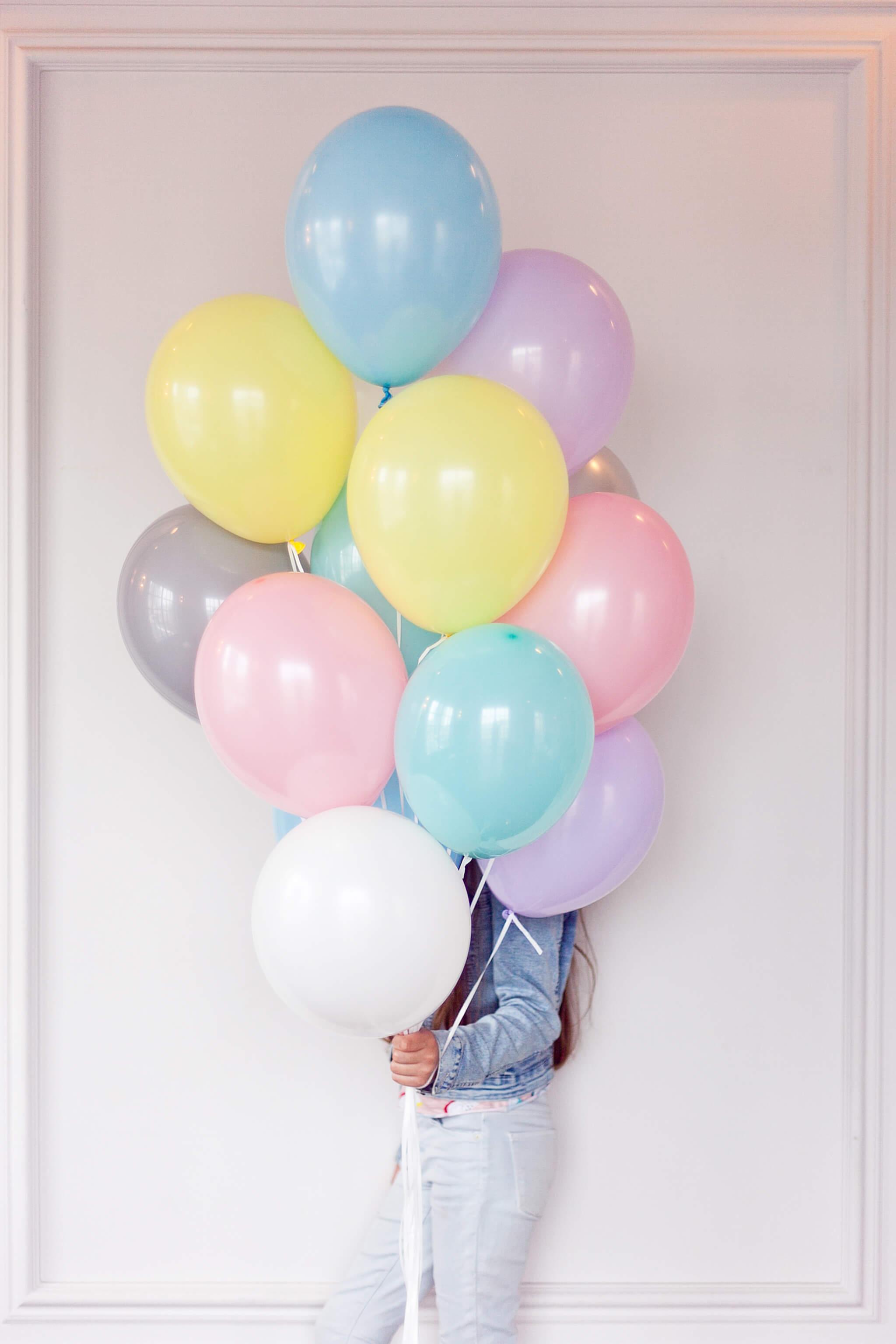 Облако из 15 шаров