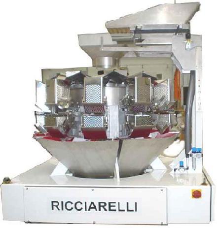 Мультиголовочные весы Ricciarelli