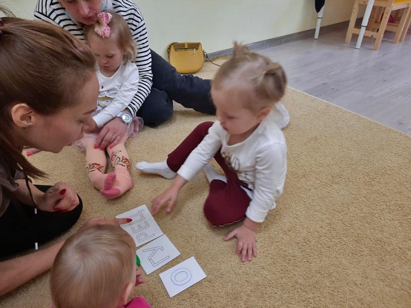 Развивашки для детей 1 2 3 года