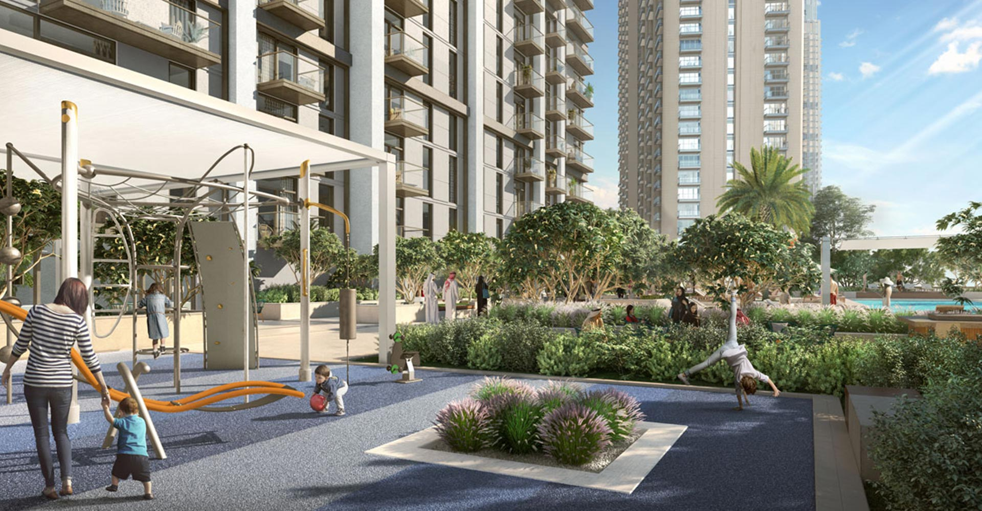 TOP-12 Apartments for Sale by Emaar