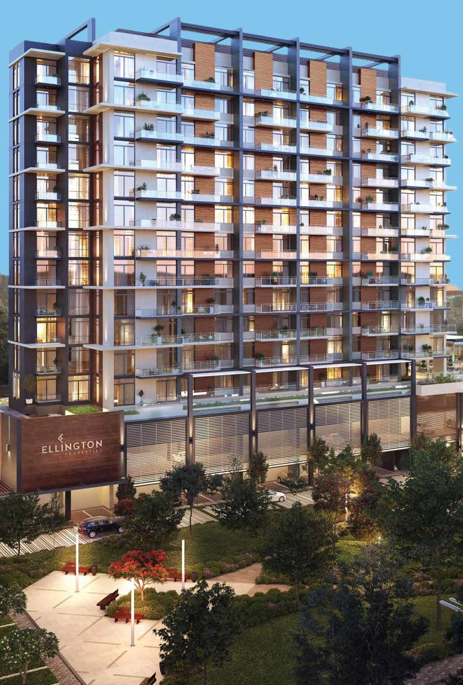 Ellington Wilton Park Residences: Apartments for Sale in MBR City, Dubai