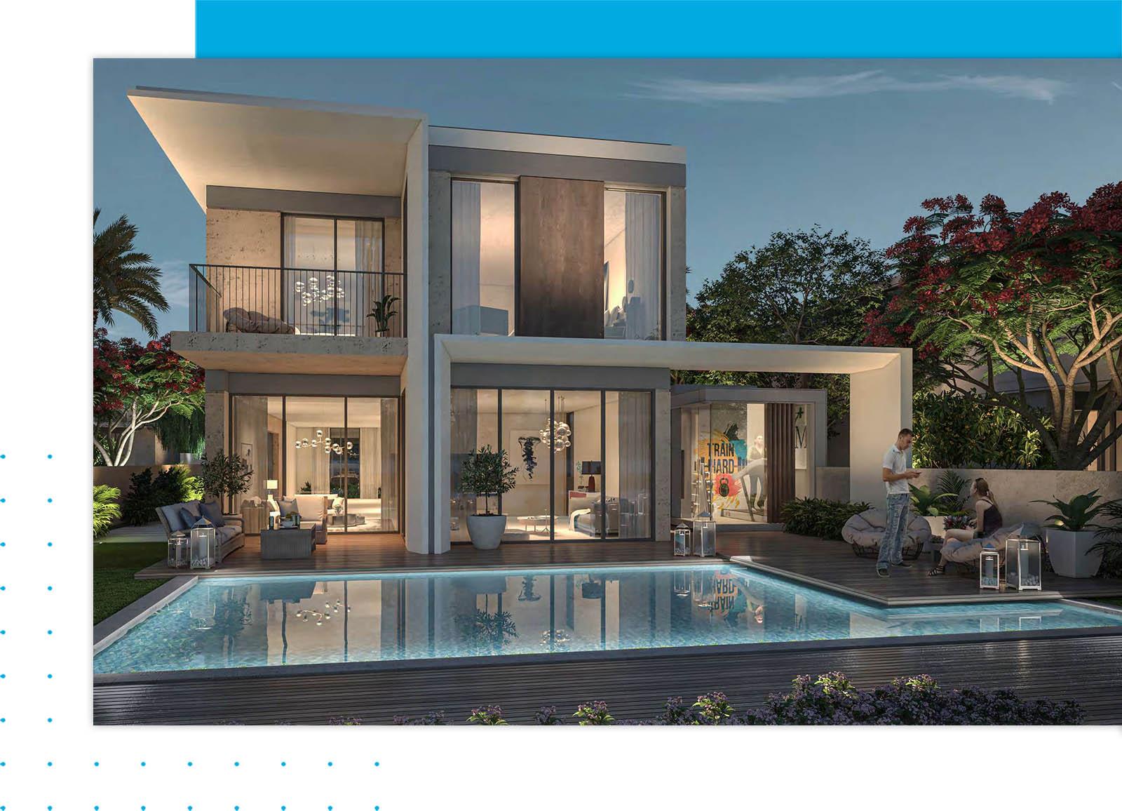 About Tilal Al Ghaf Harmony Villas