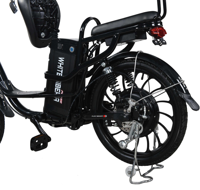Электровелосипед White Siberia Camry 1500W Ульяновск купить магазин