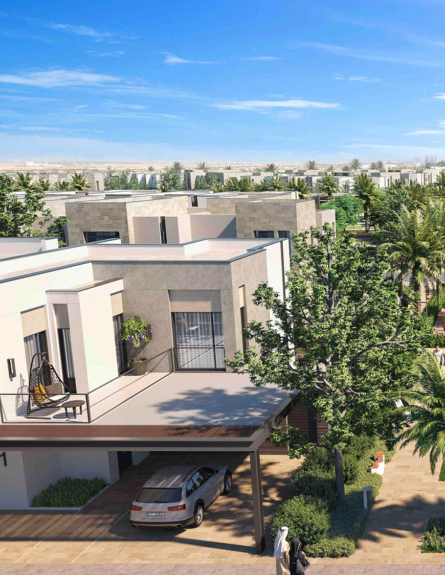Emaar Sun Townhouses at Arabian Ranches III – Townhouses for Sale in Dubai