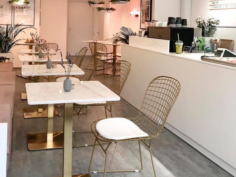 Мебель для кафе-кондитерской