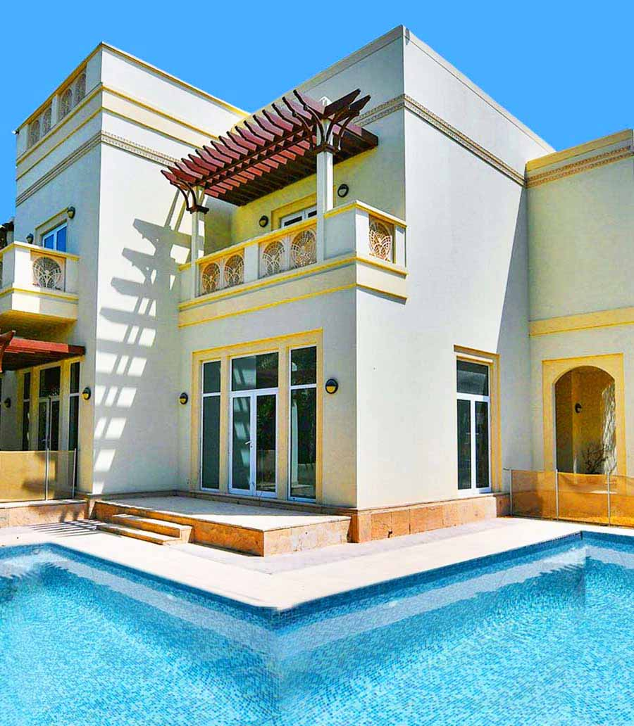 Buy, Rent and Sell Villas in Emirates Hills, Dubai