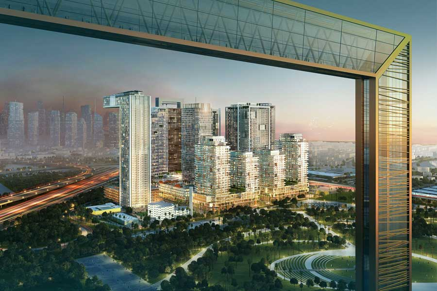 Wasl1 Apartments for Sale in Zabeel Park