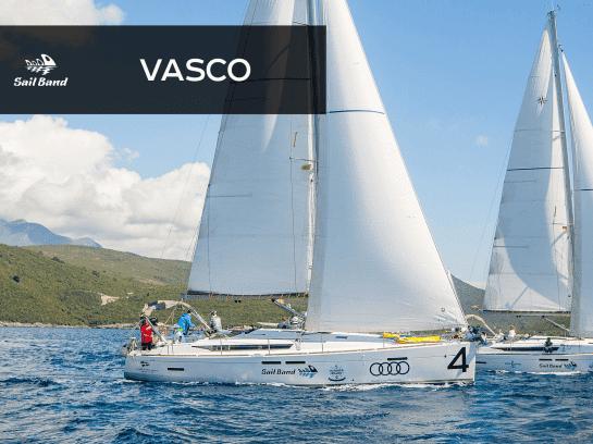 Парусная яхта Vasco