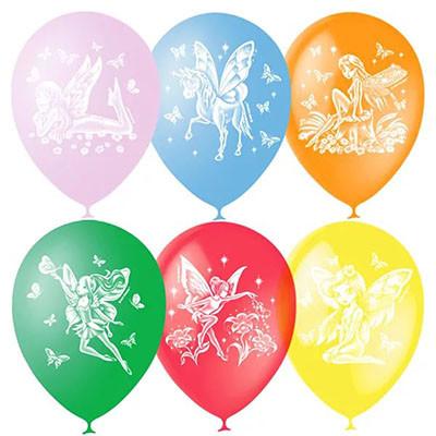 Гелиевые шарики  Феи