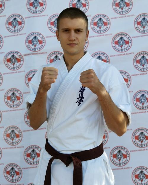 Тренер по каратэ Киокусинкай в Липецке - Шалимов Ярослав