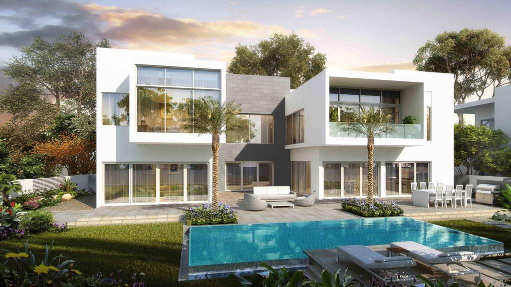 Buy Al Barari Properties in Dubai