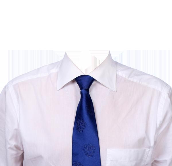белая рубашка фотография на документы