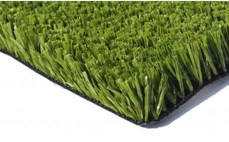 Фибрилированный искусственный газон для спорта