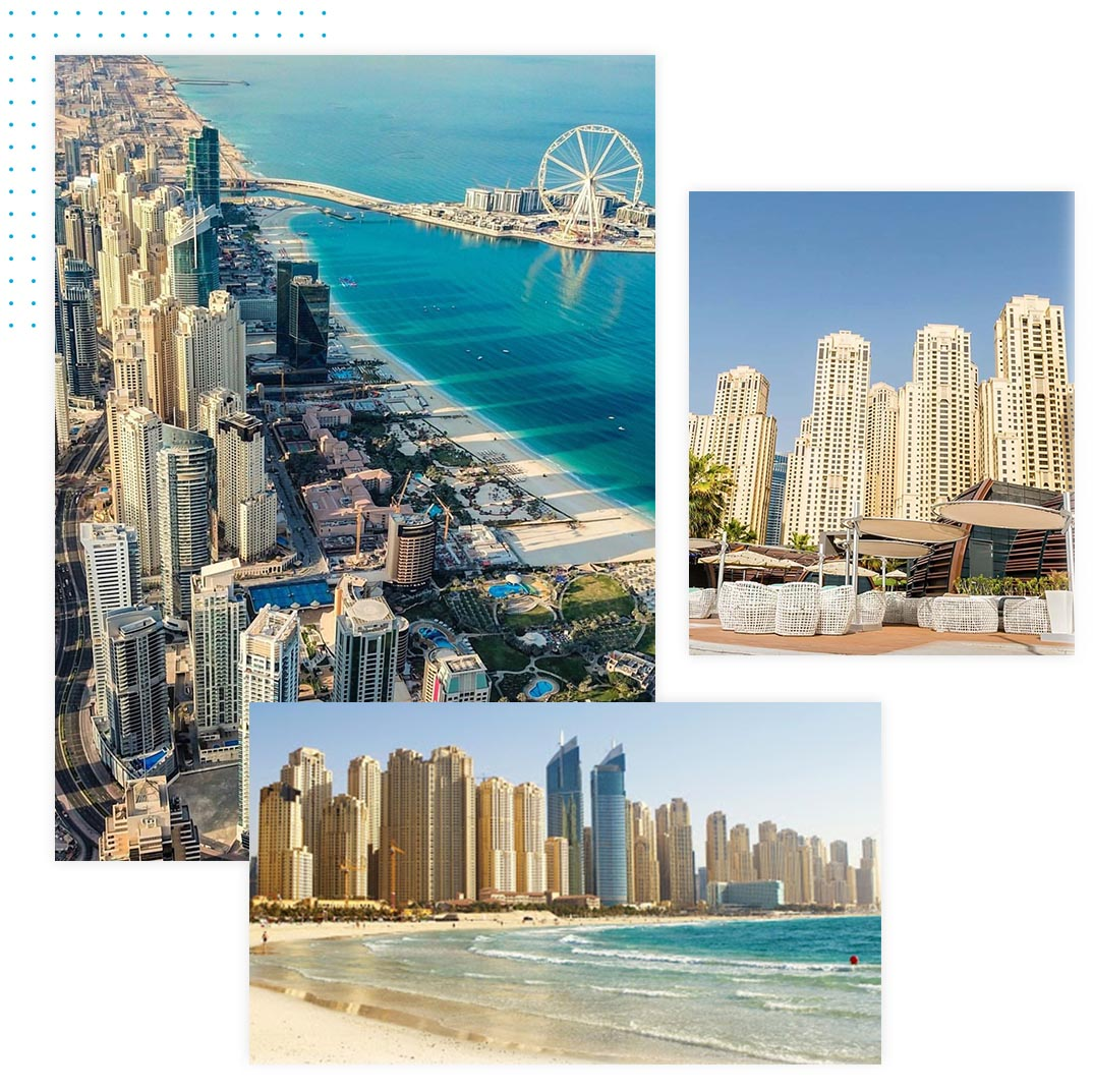 ONE JBR Apartments for Sale by Dubai Properties (1/JBR in Jumeirah Beach Residence)