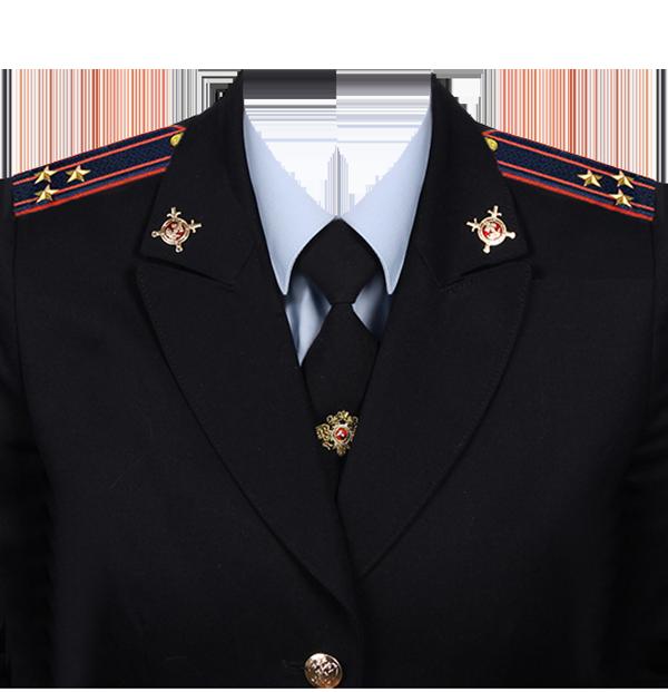 замена формы полковник