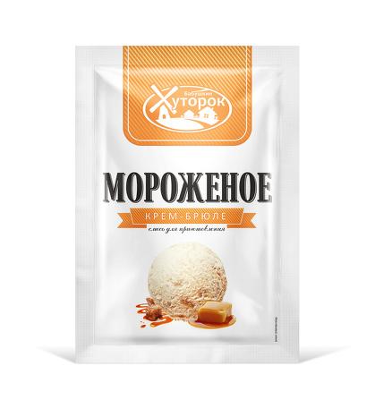 Картинка Мороженое БАБУШКИН ХУТОРОК крем-брюле