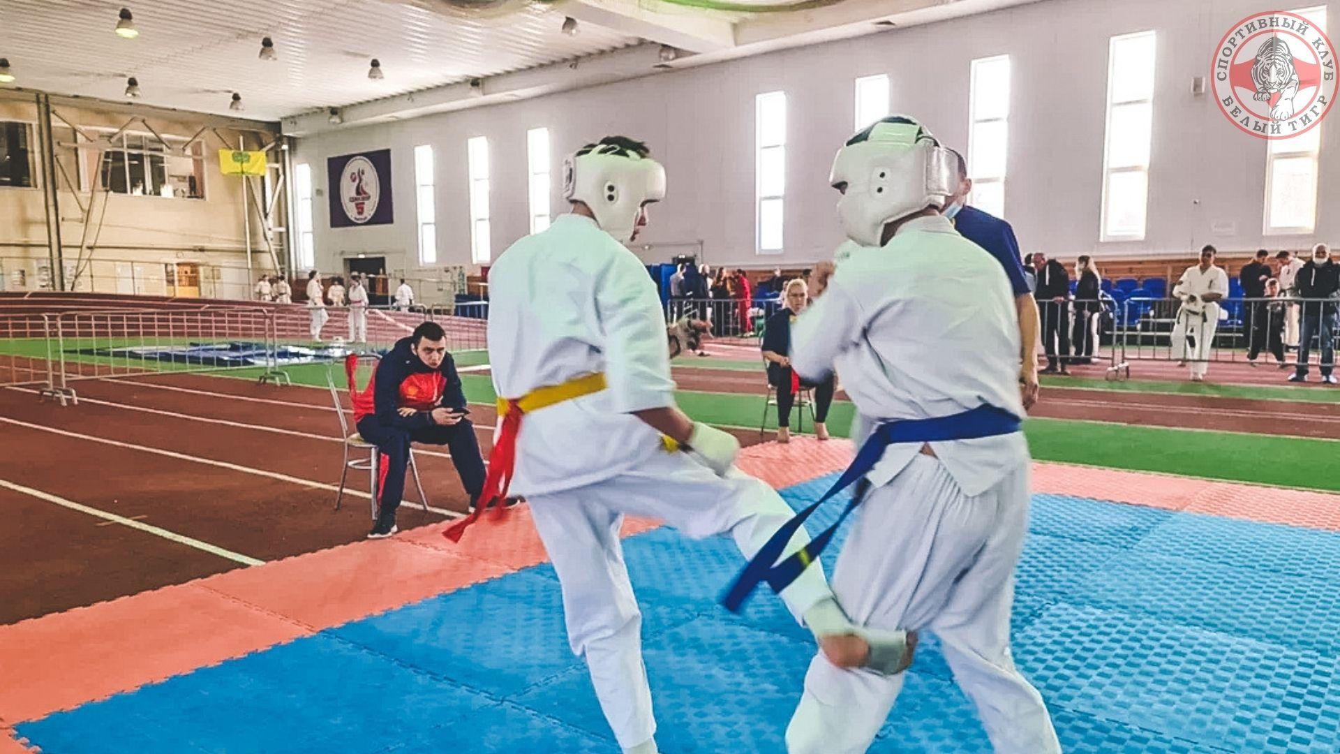 Областной фестиваль по Киокусинкай в Липецке 14 февраля 2021