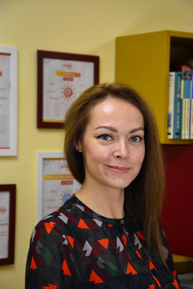 Специалист по развитию речи и интеллекта детей