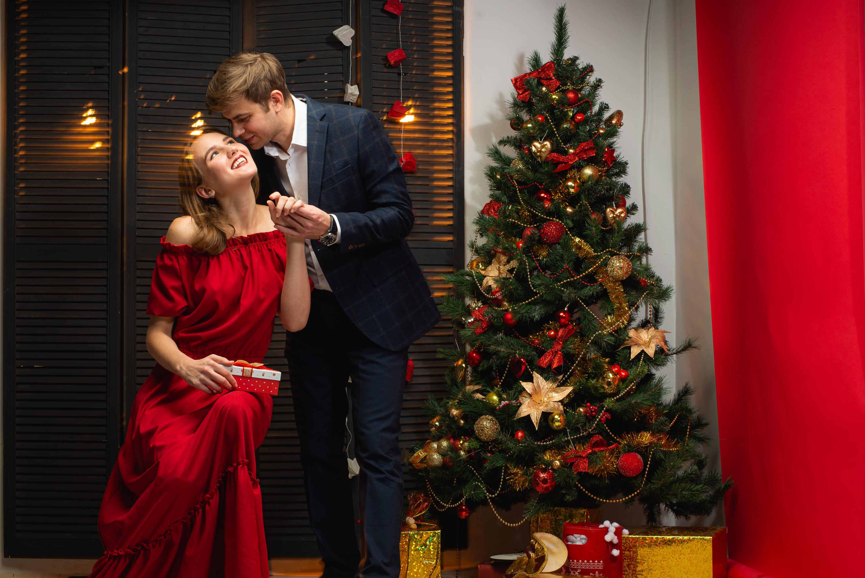 Рождественская фотосессия в Москве