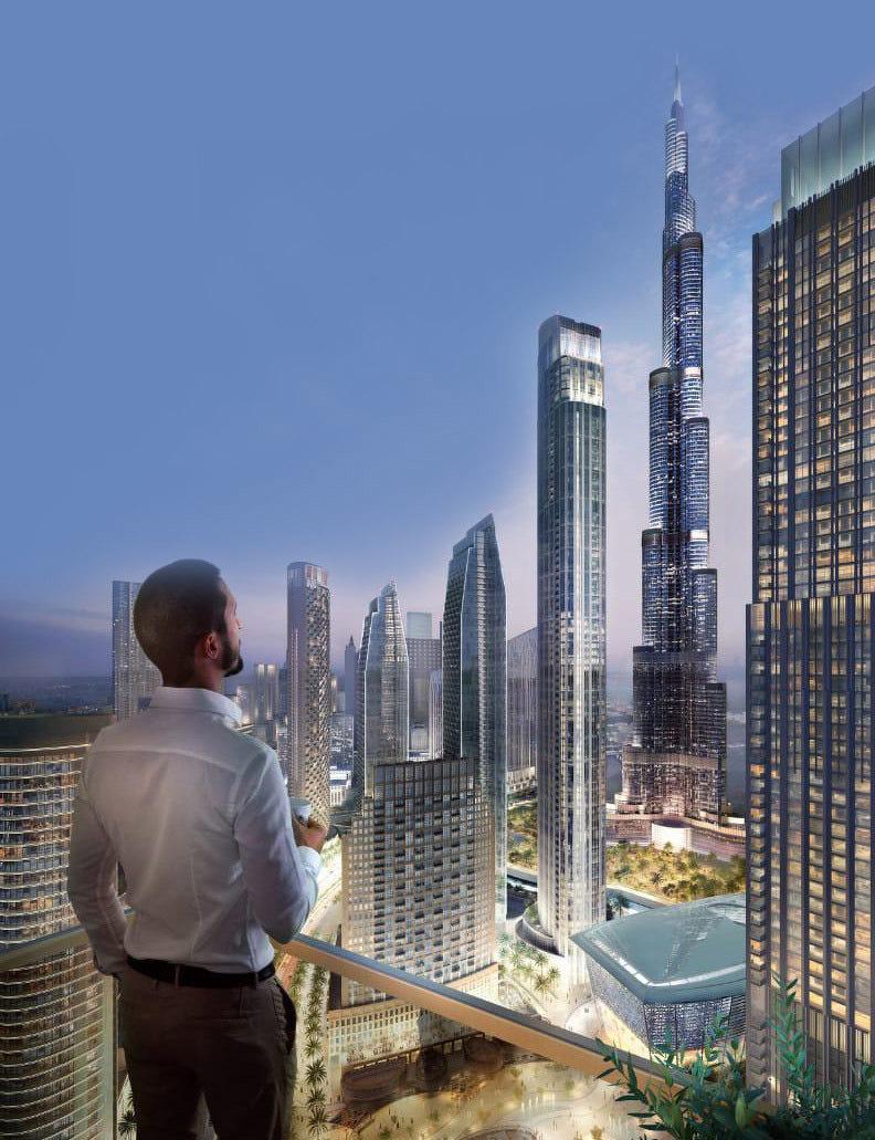 Emaar Burj Royale in Downtown Dubai – Apartments for Sale in Dubai