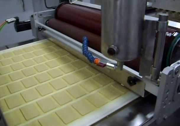 инк принтер печенье