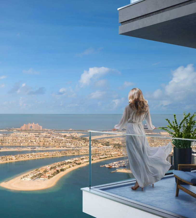 Properties in Emaar Beachfront
