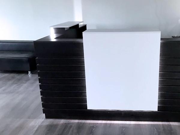 офисная стойка ресепшн
