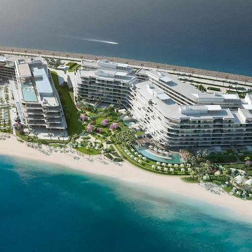 W Residences Dubai on Palm Jumeirah