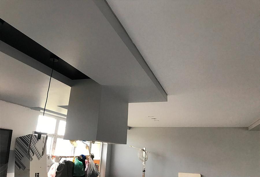 Матовый натяжной потолок это идеальный вариант для любых помещений
