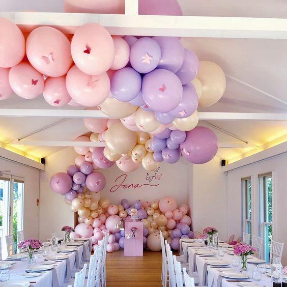 шары на день рождения 35 лет
