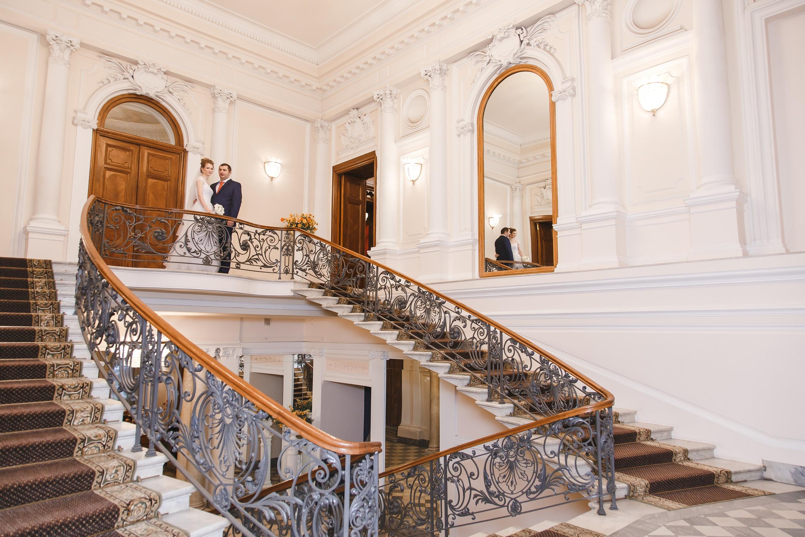 Дворец Бракосочетания №2 интерьер