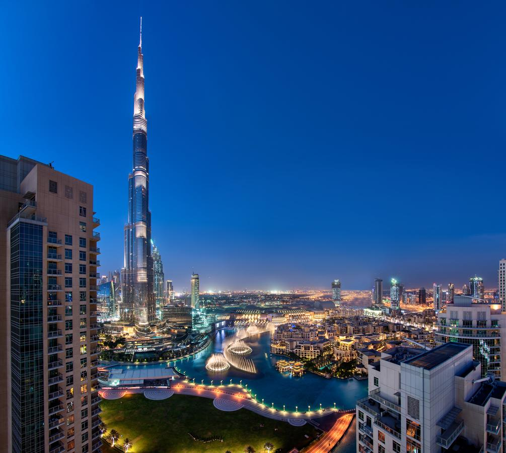 Economic Attractive of The Downtown Dubai