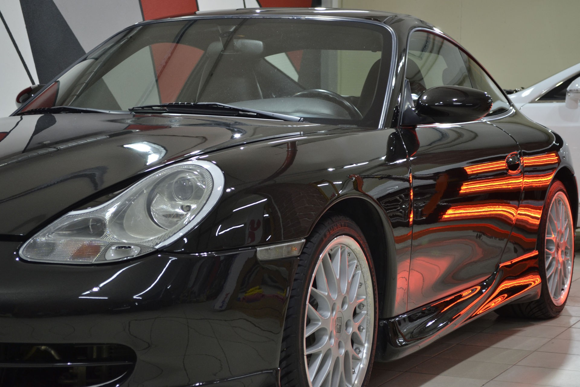 Керамическая защита автомобиля