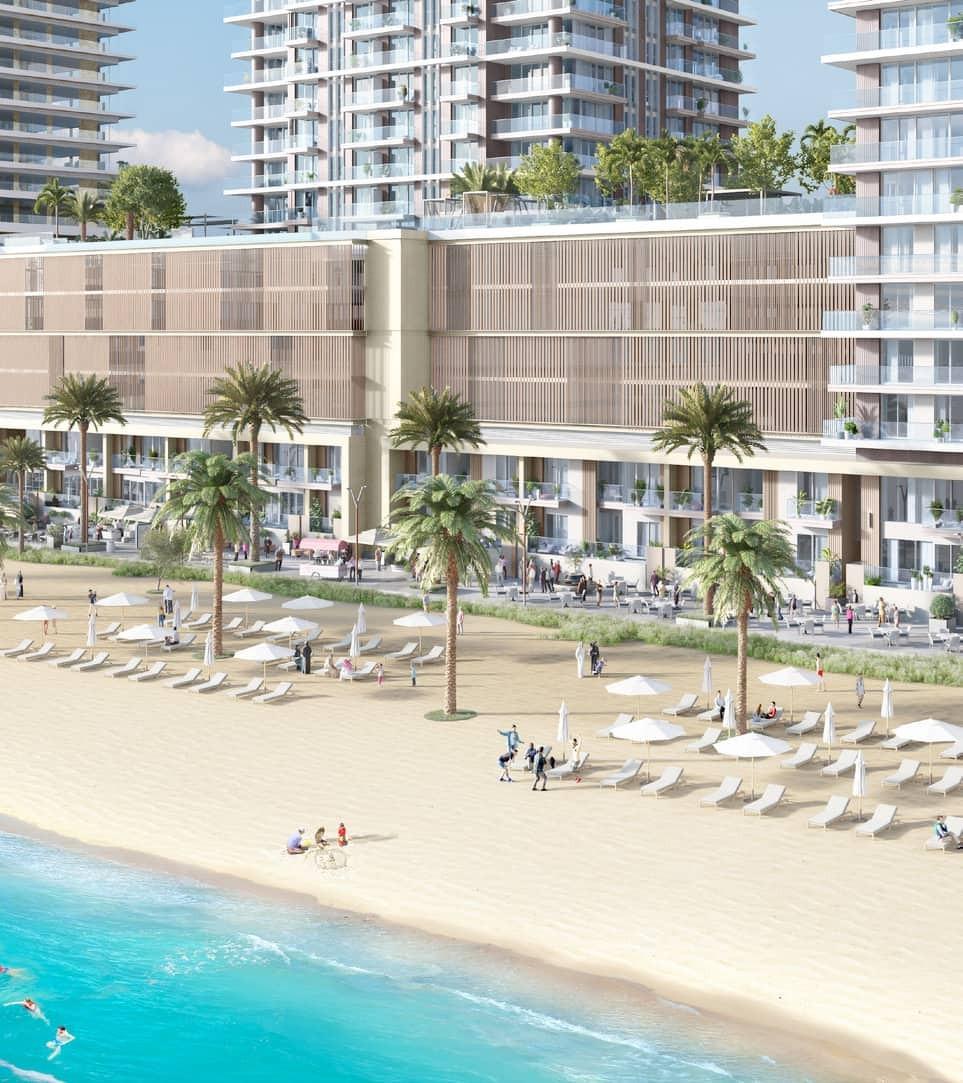 Emaar Beachfront Shorefront Residences
