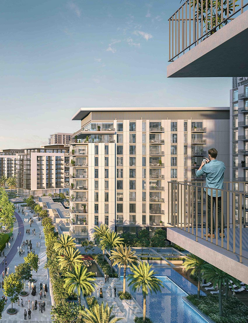 Emaar Green Square in Dubai Hills Estate – Apartments for Sale in Dubai