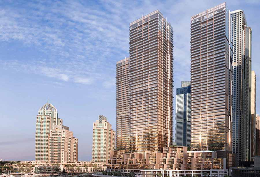 Buy Properties in Dubai by Select Group