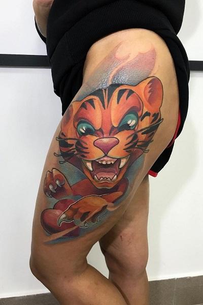 """Тату салон """"MALEVICH"""" в Новосибирске, лучшие тату мастера, татуировка чикано"""