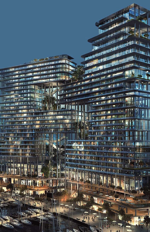 ذا ريزدنسز دورتشستر كوليكشن: شقق وبنتهاوس في وسط مدينة دبي