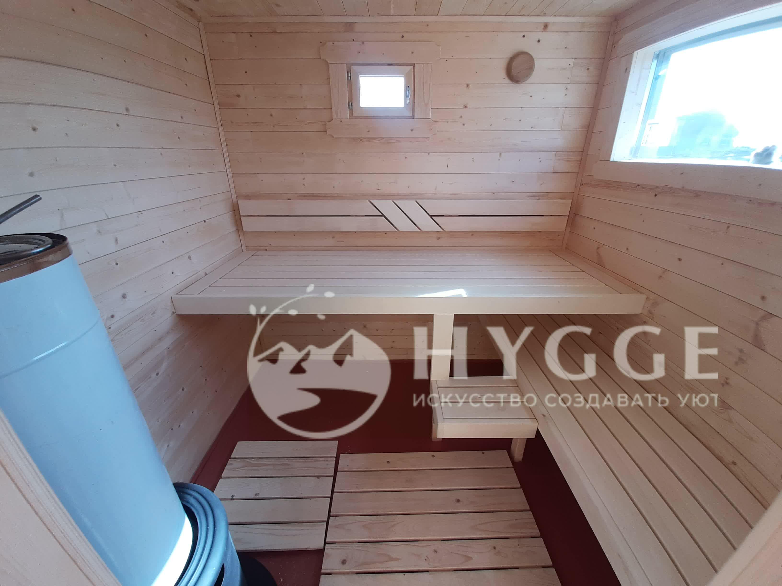 модульные дома и бани hygge