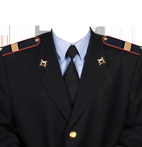сержант форма без головы