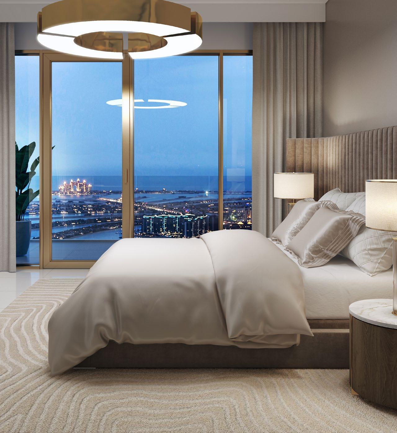 Grand Bleu Tower II Apartments at Emaar Beachfront