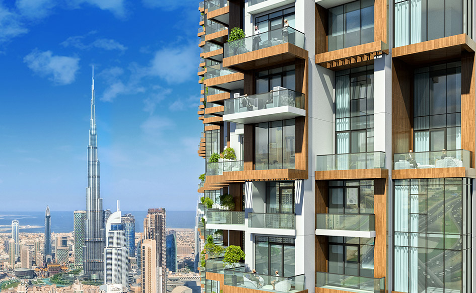 SLS Tower in Downtown Dubai: Luxury Apartments for Sale