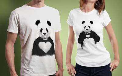 заказать рисунок на футболку