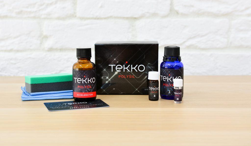 Керамическое покрытие Tekko