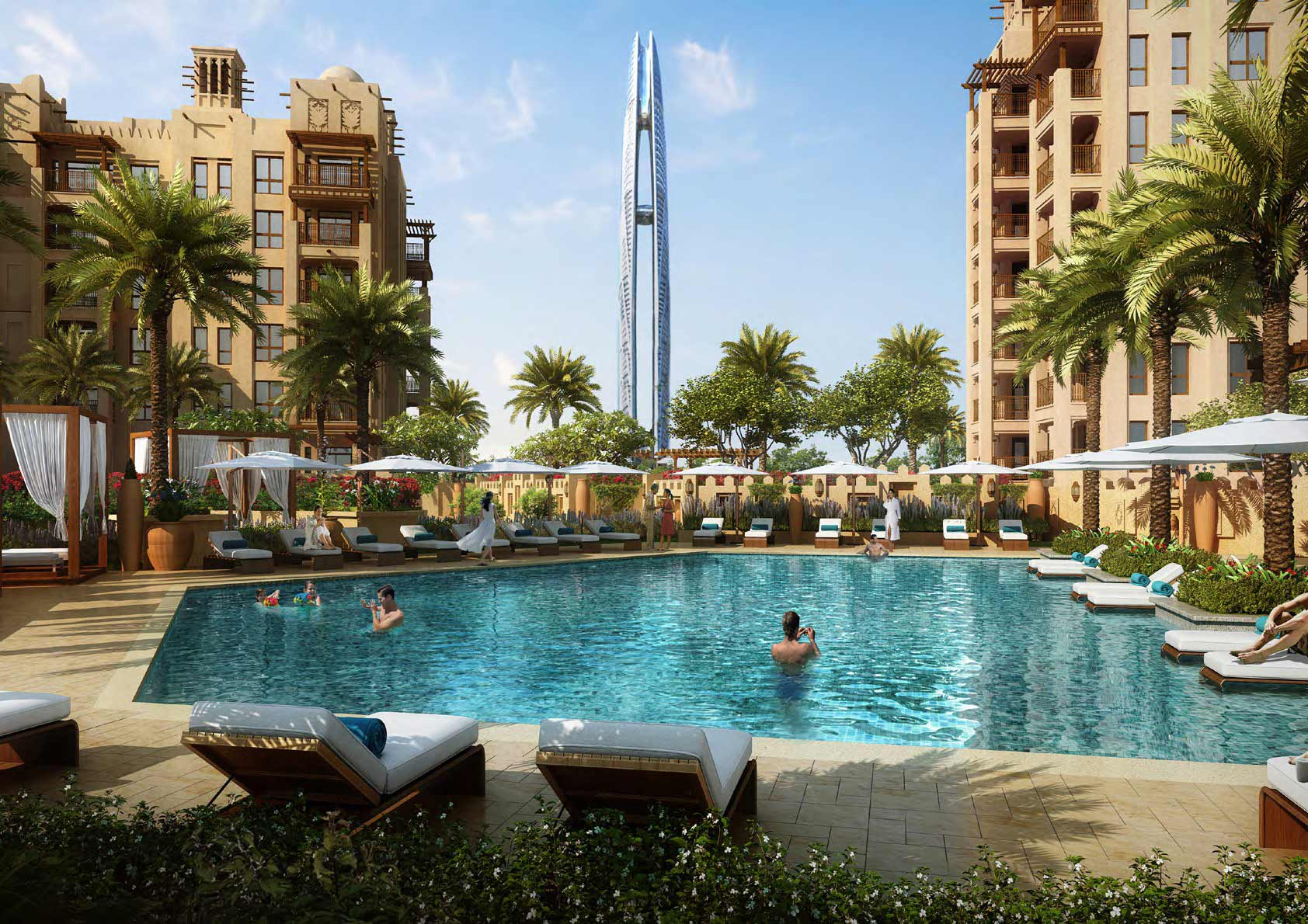About Dubai Holding Properties