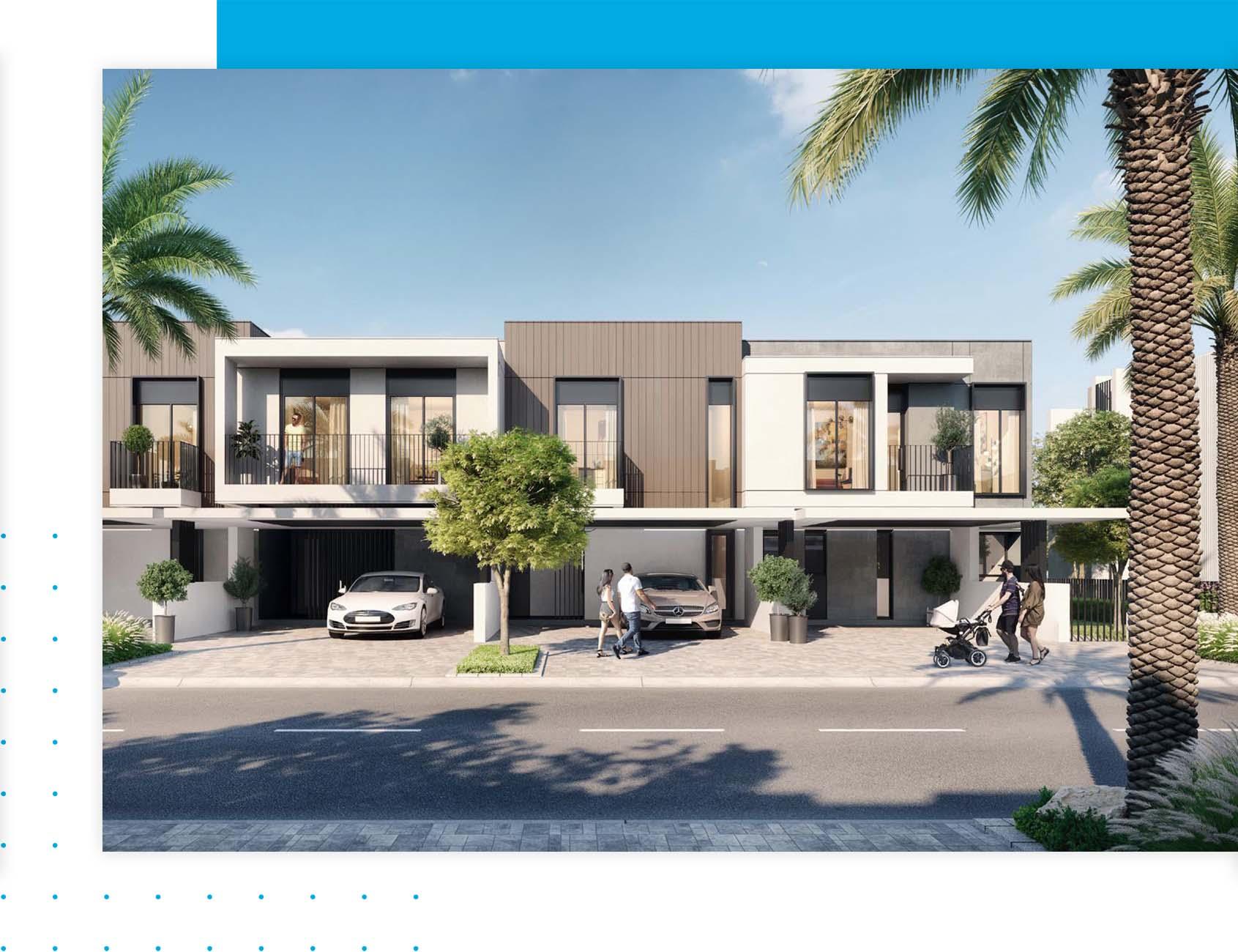 Top Profitable Villas in Dubai